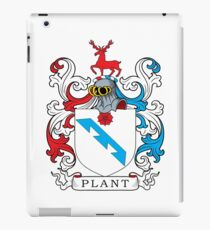 Plant Coat of Arms iPad Case/Skin