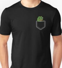 Pepe Tasche Slim Fit T-Shirt