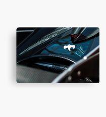 """Koenigsegg -  """"The Ghost"""" Squadron Canvas Print"""