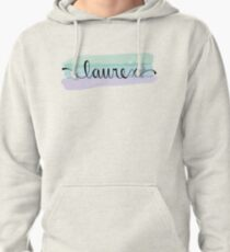 laurex x paint Pullover Hoodie