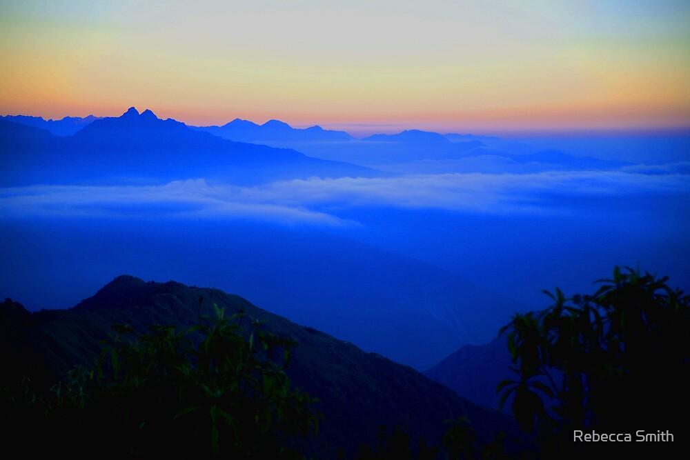 Mountain Mist by Rebecca Smith
