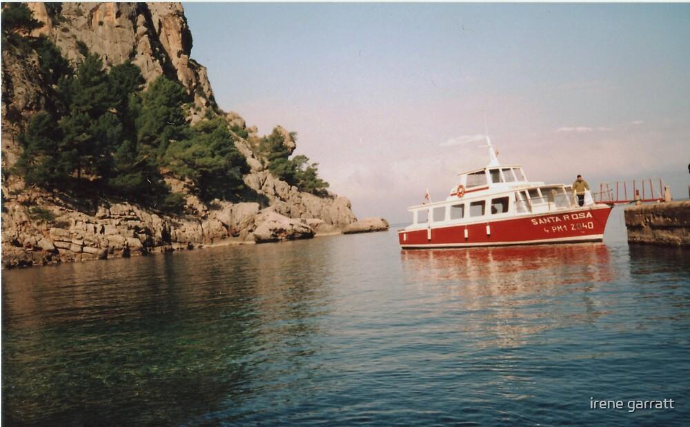 Majorca by sea by irene garratt