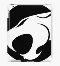Thundercats WHITE & BLACK iPad Case/Skin
