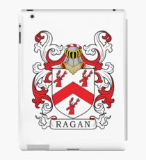 Ragan Coat of Arms iPad Case/Skin