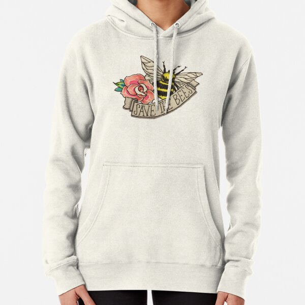 SAVE the Bees! Pullover Hoodie