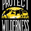 Protect Wilderness by BlueAsterStudio
