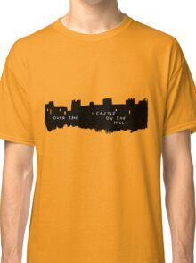 Ed Sheeran - Divide - Castle on The Hill Classic T-Shirt