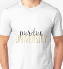 Purdue University Unisex T-Shirt