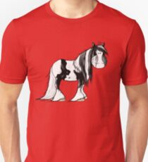 Funny Pinto Horse T-Shirt