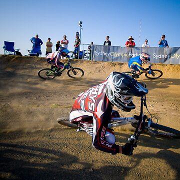 Mountain Bike Racing by ehor