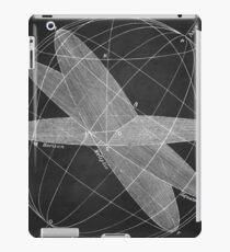 Magnetic Fields Vintage iPad Case/Skin