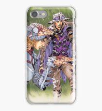 Jojo's bizarre adventure  iPhone Case/Skin