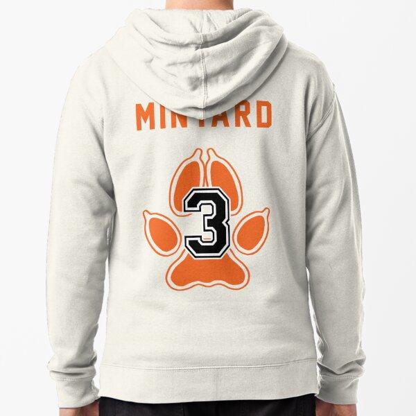 PSU Foxes - #3 Minyard Zipped Hoodie