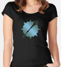 Masquerade Clan Variant: Ventrue antitribu Women's Fitted Scoop T-Shirt