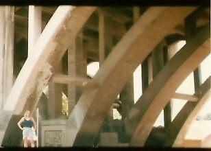 East LA Bridge by karen66