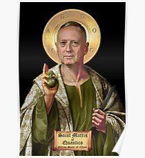 Saint Mattis Poster