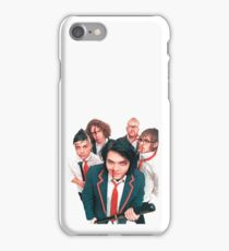 My Chem Revenge photoshoot iPhone Case/Skin