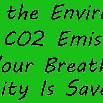 Save the Environment! by LoneSheepdog