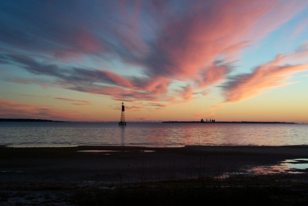 St Andrews Bay Sunset by StudioN