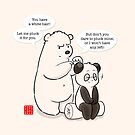 Growing Old With You by Panda And Polar Bear