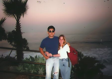 Karren and Rudy at Laguna Beach by karen66