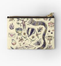 Loyal and True Zipper Pouch