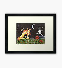 Lassie Come Home Framed Print