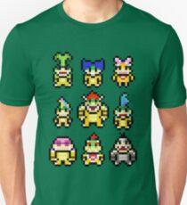 Mario Koopa Squad Unisex T-Shirt