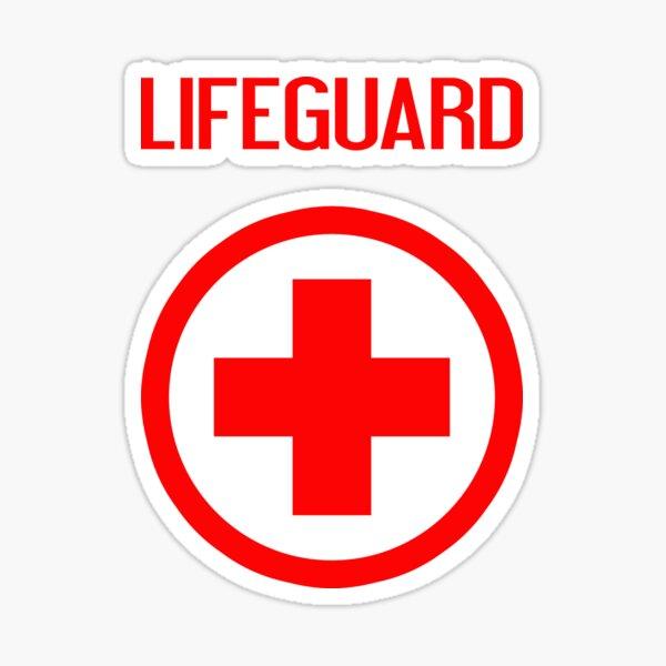 Lifeguard: Lifeguard Sticker