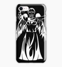 Can you see them in the dark? iPhone Case/Skin