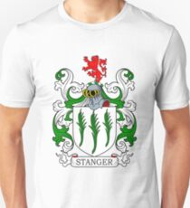 Stanger Coat of Arms Unisex T-Shirt