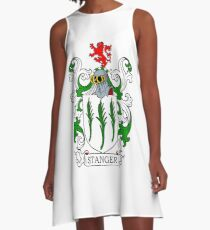 Stanger Coat of Arms A-Line Dress