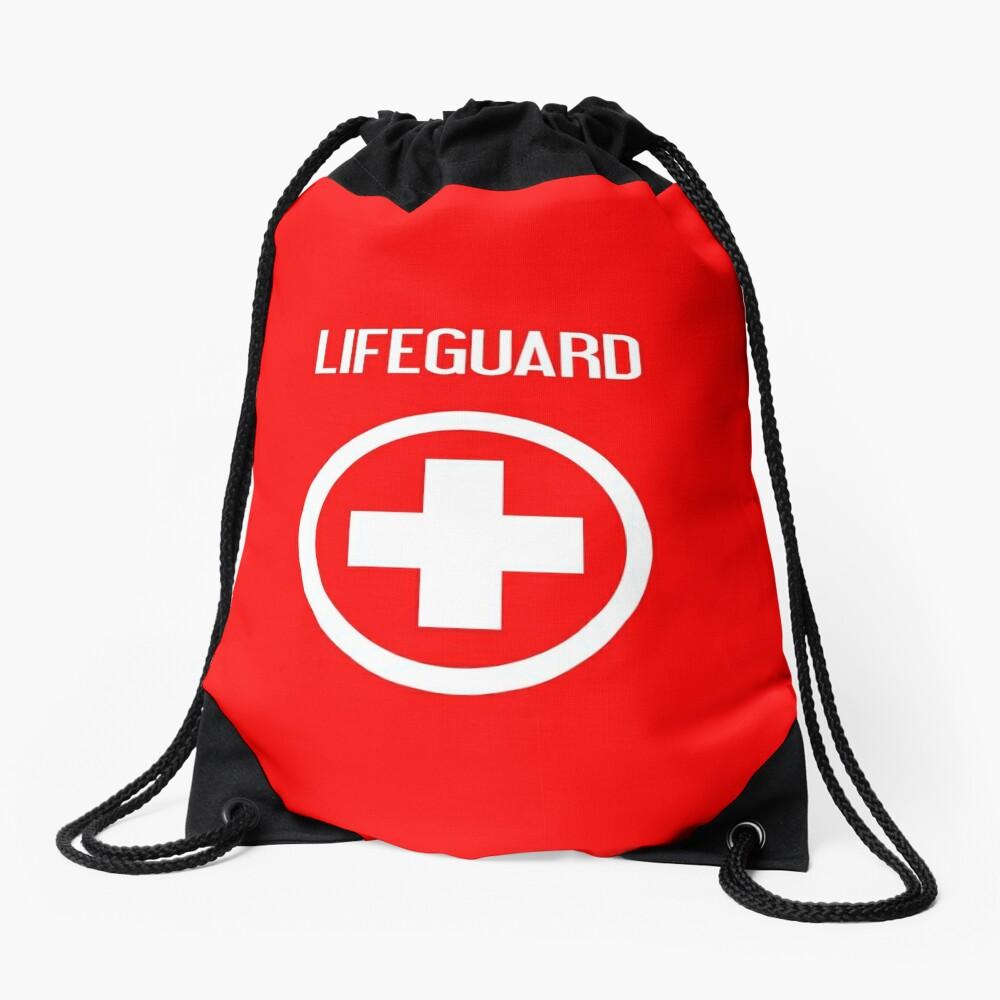 Lifeguard: Lifeguard Drawstring Bag