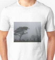 Foggy Graveyard T-Shirt