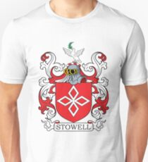 Stowell Coat of Arms Unisex T-Shirt
