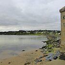 Greencastle Shoreline........................Ireland by Fara