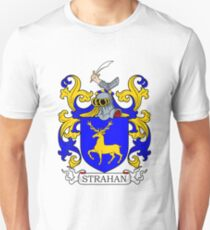 Strahan Coat of Arms Unisex T-Shirt