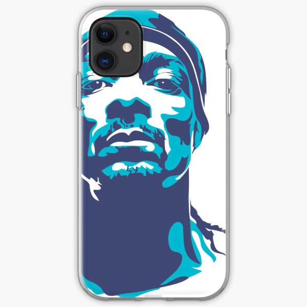 SNOOP DOGGY DOGG iPhone Soft Case