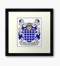 Telford Coat of Arms Framed Print