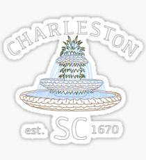 Charleston Sticker Sticker