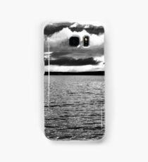 Angry Sky - Inch Island, Donegal, Ireland Samsung Galaxy Case/Skin