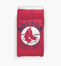 Boston Red Sox Duvet Cover