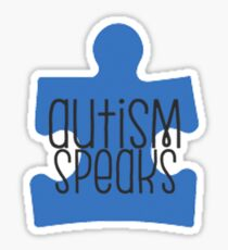 autism speaks Sticker