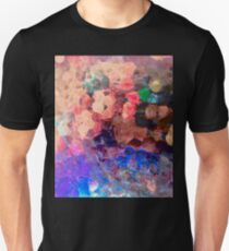 Abstract Flowers #10 T-Shirt