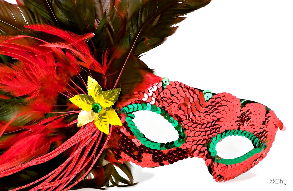 Party masks by kk5hy