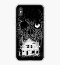 horror house iPhone Case