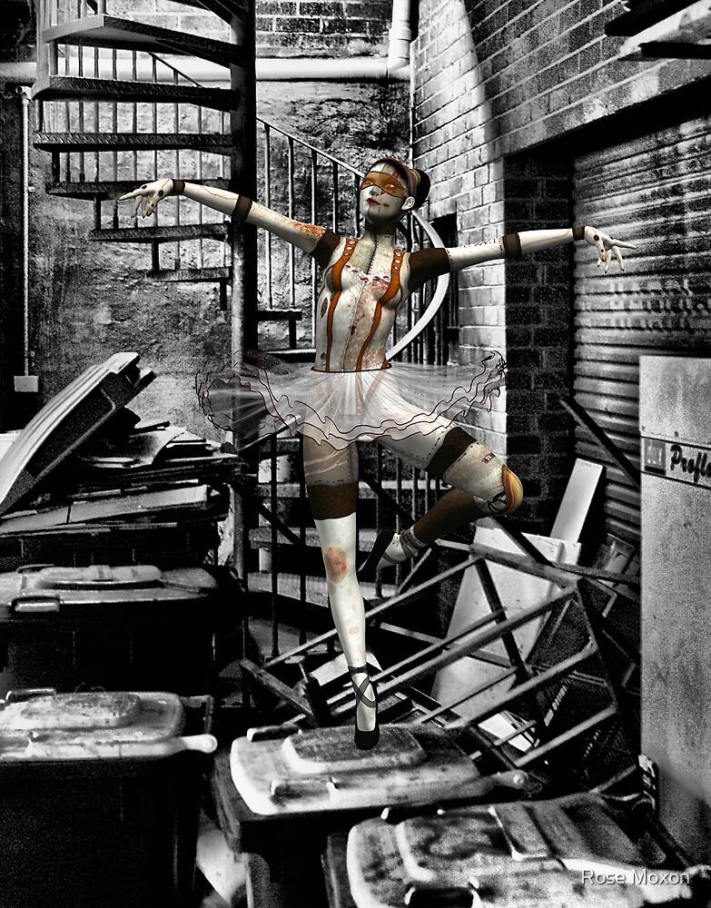 Danse Macabre - Rose Moxon & Paul Louis Villani by Rose Moxon