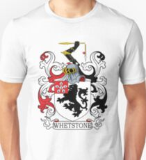 Whetstone Coat of Arms Unisex T-Shirt