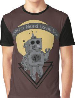 Creative Robotics Graphic T-Shirt