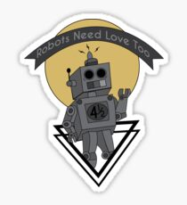Creative Robotics Sticker